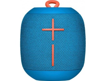 $50 off Ultimate Ears WONDERBOOM Bluetooth Speaker - Subzero Blue