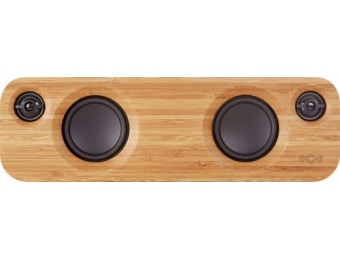 $50 off House of Marley Get Together Bluetooth Speaker