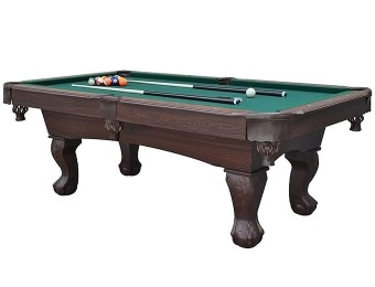 $200 off MD Sports Courtland 7-1/2' Billiard Table w/ Cue Rack