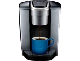 $70 off Keurig K-Elite Single Serve K-Cup Pod Coffee Maker - Silver