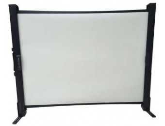 "50% off proHT 40"" Portable Projection Screen"