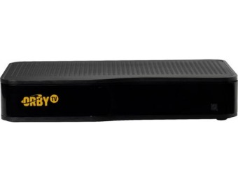 $100 off Orby TV Satellite DVR