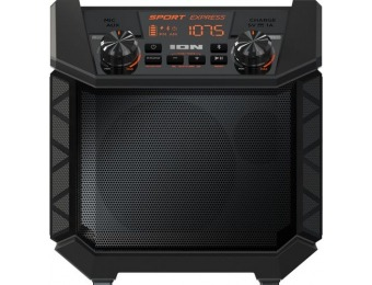 $30 off ION Audio Sport Go Tailgate Portable PA Speaker w/ Bluetooth