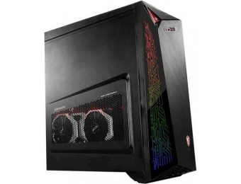 $295 off MSI Gaming Desktop - Intel Core i7-9700K, 16GB, RTX 2070, SSD