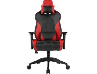 $100 off GAMDIAS Achilles E1 Gaming Chair - Red