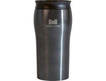50% off Mighty Mug Go 12.5-Oz. Thermal Cup - Gunmetal