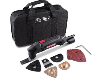 50% off Craftsman 2.0 Amp Compact A/C Multi-Tool