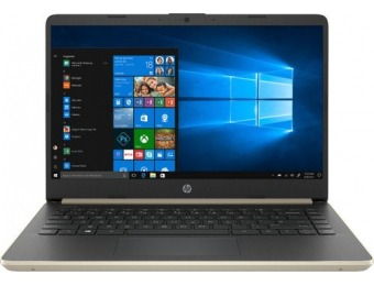 "$130 off HP 14"" Touch-Screen Laptop - Intel Core i3, 4GB, SSD"