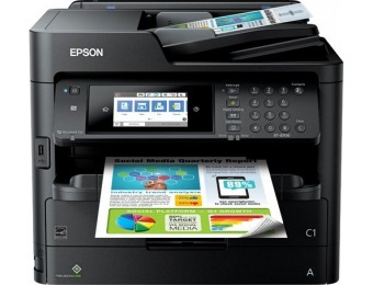 $500 off Epson WorkForce Pro EcoTank ET-8700 Wireless All-in-One
