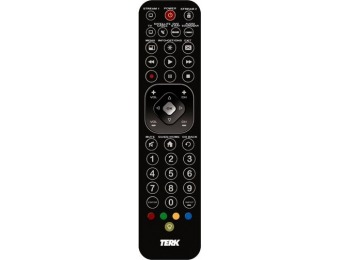 50% off TERK TKRTBL06BV 6-Device Remote