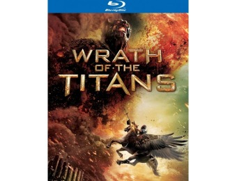 70% off Wrath of the Titans (Blu-ray)