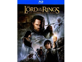 65% off The Lord of the Rings: The Return of the King (Blu-ray)