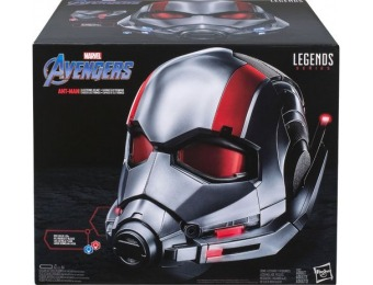 $39 off Marvel Legends Series Ant-Man Electronic Helmet