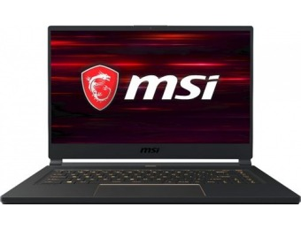 "$300 off MSI GS Stealth 15.6"" Gaming Laptop - GTX 1660Ti"