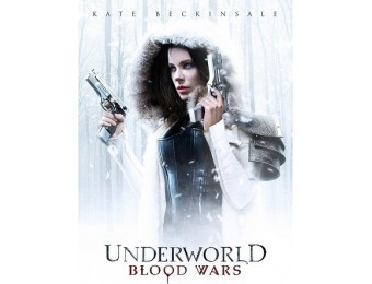 67% off Underworld: Blood Wars (Blu-ray + Digital)