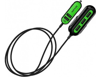 40% off RapidX 5' Vehicle Charger - Green