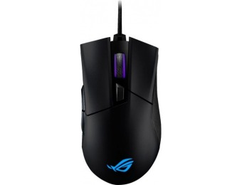 $30 off ASUS ROG Gladius II Origin Wired Optical Gaming Mouse