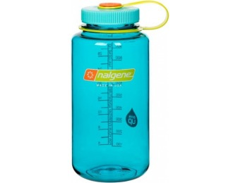 45% off Nalgene 32-Oz Drinking Bottle - Cerulean
