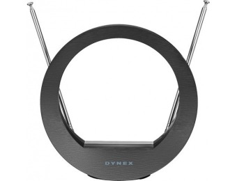 30% off Dynex Indoor Tabletop HDTV Antenna