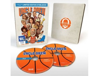 64% off Uncle Drew [SteelBook] Blu-ray/DVD