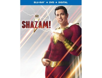 46% off Shazam! [(Blu-ray/DVD)