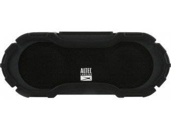 $30 off Altec Lansing BoomJacket Jolt Bluetooth Speaker with Qi