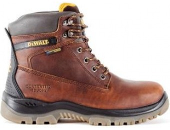"$80 off DeWalt Titanium WP Leather Steel Toe Waterproof 6"" Work Boot"