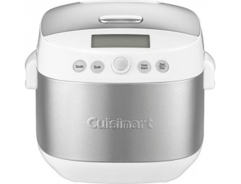 $80 off Cuisinart 2.5qt Multi Cooker - Brushed Stainless Steel