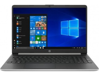 "$150 off HP 15.6"" Touch-Screen Laptop - Core i5, 12GB, SSD"