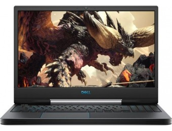 "$250 off Dell 15.6"" Gaming Laptop - Core i7, 16GB, GTX 1660 Ti"