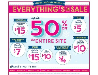 Old Navy Black Friday Deals - Everything's on Sale!
