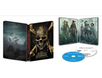74% off Pirates of the Caribbean: Dead Men Tell No Tales (Blu-ray/DVD)