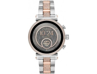$196 off Michael Kors Access Sofie Heart Rate Smartwatch