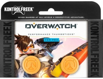 44% off KontrolFreek Overwatch Performance Thumbsticks for PS4