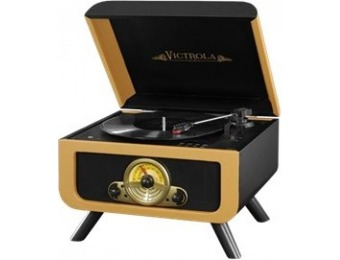 $72 off Victrola Classic Audio System - Record, CD, USB Players