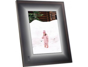 "$50 off Aura Smart 9.7"" LCD Wi-Fi Digital Photo Frame"