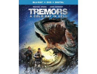 72% off Tremors: A Cold Day in Hell (Blu-ray) [2018]