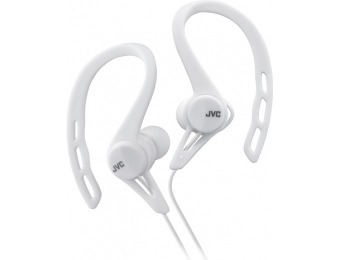 63% off JVC Wired Ear Clip-On Earbud Headphones