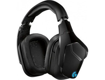 $70 off Logitech G935 Wireless 7.1 Surround RGB Gaming Headset