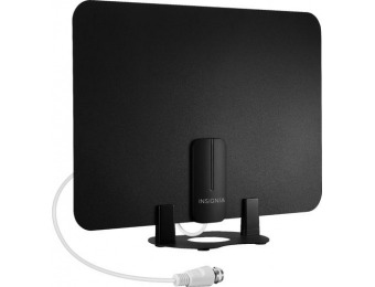 40% off Insignia Amplified Thin Film HDTV Antenna