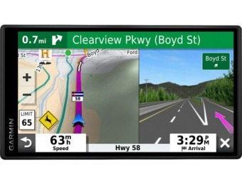$50 off Garmin DriveSmart 55 & Traffic GPS Navigation System