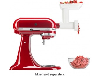 40% off KitchenAid FGA Food Grinder Attachment