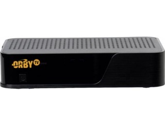$50 off Orby TV Satellite Receiver