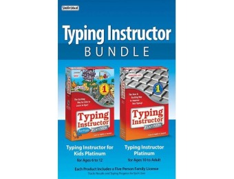 49% off Typing Instructor Bundle - Windows