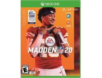 67% off Madden NFL 20 - Xbox One