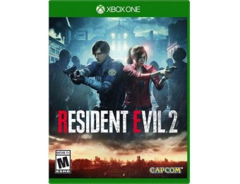 58% off Resident Evil 2 - Xbox One