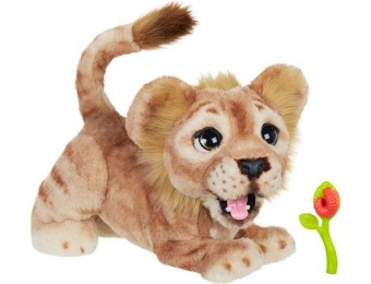 40% off Disney The Lion King Mighty Roar Simba Interactive Plush Toy