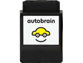53% off Autobrain Connected Car Assistant Adapter
