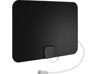 $15 off Insignia Ultra-Thin Indoor Plate HDTV Antenna