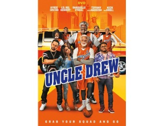 72% off Uncle Drew (DVD)